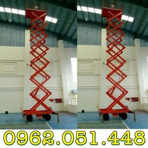 Thang nâng người bằng điện 6-16M