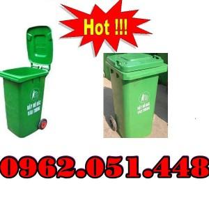 Thùng rác 120L giá rẻ