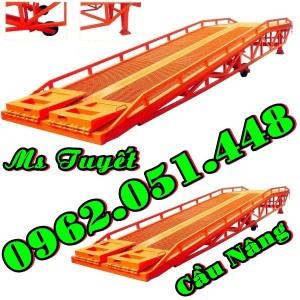 Cầu nâng container chất lượng