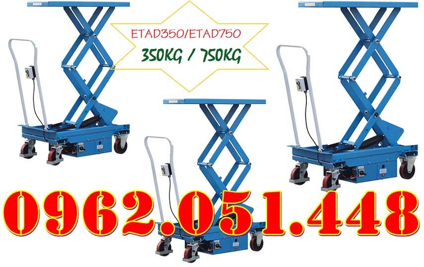 Bàn nâng điện 350kg-750kg