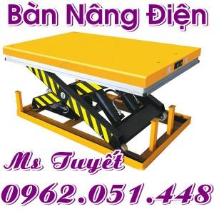 Ban nang dien 1 tan nhap khau