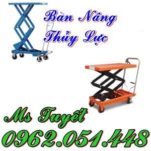 Ban nang thuy luc 350-750kg