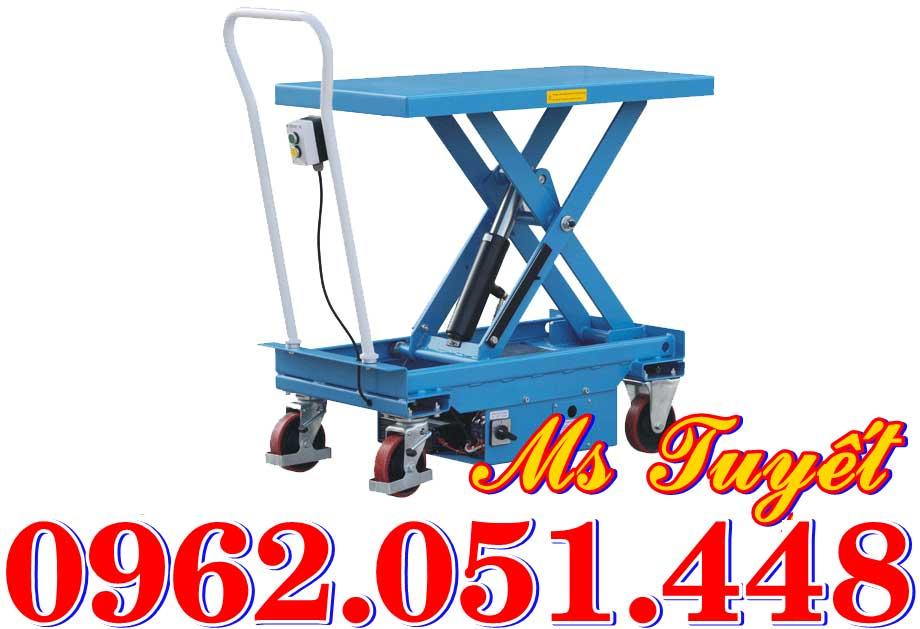Ban nang dien 300/500kg