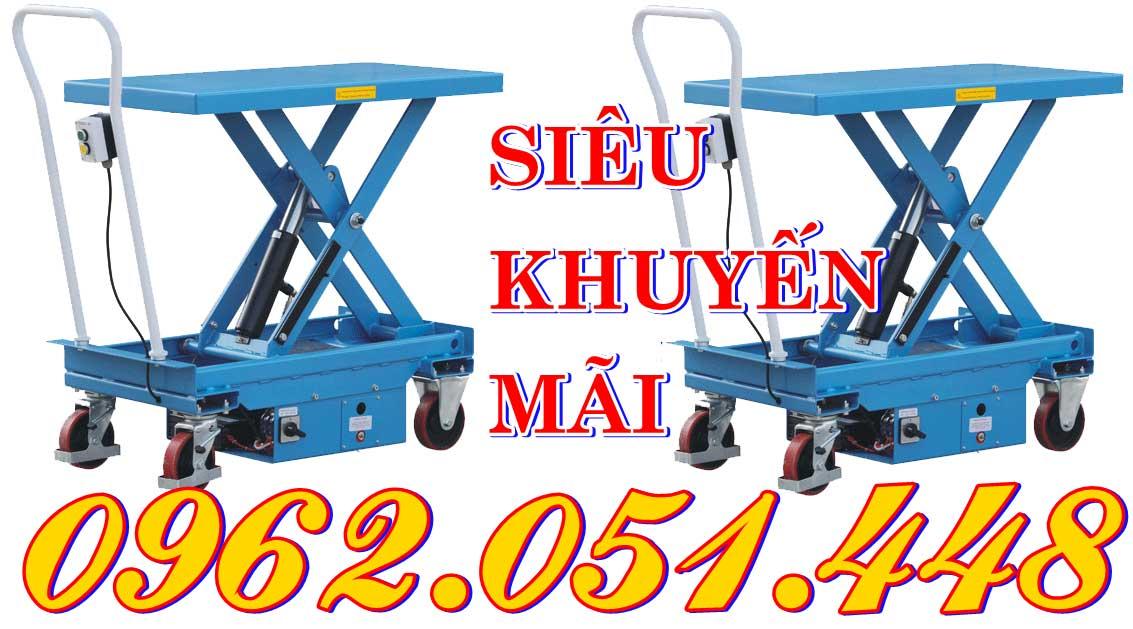 Ban nang dien 500kg