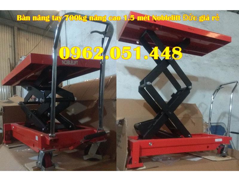 ban-nang-tay-700kg-nang-cao-1.5-met-noblelift-duc-chat-luong-gia-re